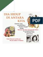 Indonesian - He Lived Among Us