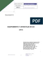 EQUIPAMIENTO Y APARATAJE EN LA UCI I.pdf