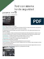 Ford Sistema Inm Pasivo Pats-1