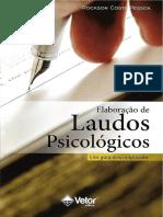 Elaboração d Elaudos Psicológicos