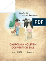 2018 California Convention Sale Updated Online Catalog
