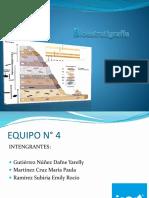 Bioestratigrafía Geo Errs 3B