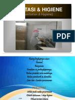 Sanitasi & Higiene