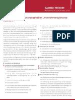 NICKERT Whitepaper Grundsätze einer ordnungsgemäßen Unternehmensplanungsrechnung
