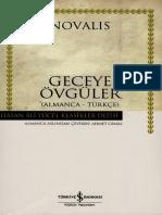 Geceye Ovguler - Novalis.pdf