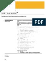 Especificaiones Tecnicas de Ht-sika Carbodur