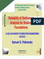 Lect8 Reliabilitysettlementshallowfound 2013-10-23 Web