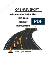 COS Administrative Action Plan_2018 Roadway Improvements