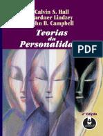 Teorias Da Personalidade_Hall, Lindze e Campbell