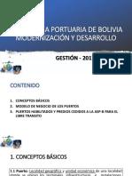 Desarrollo Portuario Bolivia