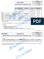 5720 - Plano de Inspeçao  de Tubos