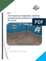 Terminaciones inteligentes, sistemas submarinos de producción y sistemas de control