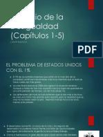 El Precio de La Desigualdad (Capítulos 1-5