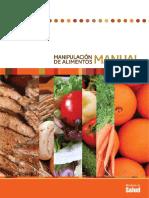 Manual Manipulacion Alimentos