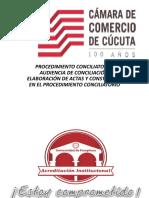 Memoria Diplomado Conciliacion en Derecho 2015