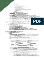 Admin Law Checklist