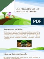 Uso Razonable de Los Recursos Naturales (1)