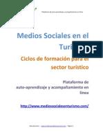 Ciclos de Formación en línea para negocios turisticos - Medios Sociales en Turismo