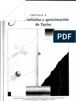 Series Infinitas y Aproximación de Taylor