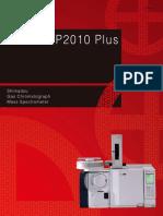 Cromatógrafo de Gases Detector de Masas C146E087F QP2010 PLUS.pdf