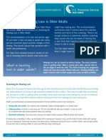 US Preventive SErvices Consumer Guide for Hearing Loss_adulthearfact