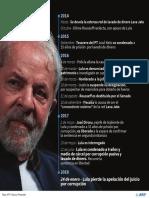 Lula y la Justicia