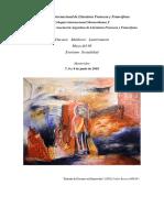 Montevideu - literatura francófona