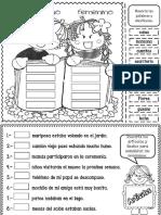 fichas para trabajar genero y número.pdf