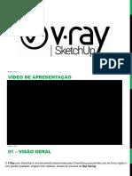 Vray 3_4 - Sketchup - Interface - Difuse (Cor)