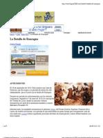 La Batalla de Rancagua - La guía de Historia