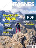Montagnes Magazine Ao 251 T-Septembre 2017