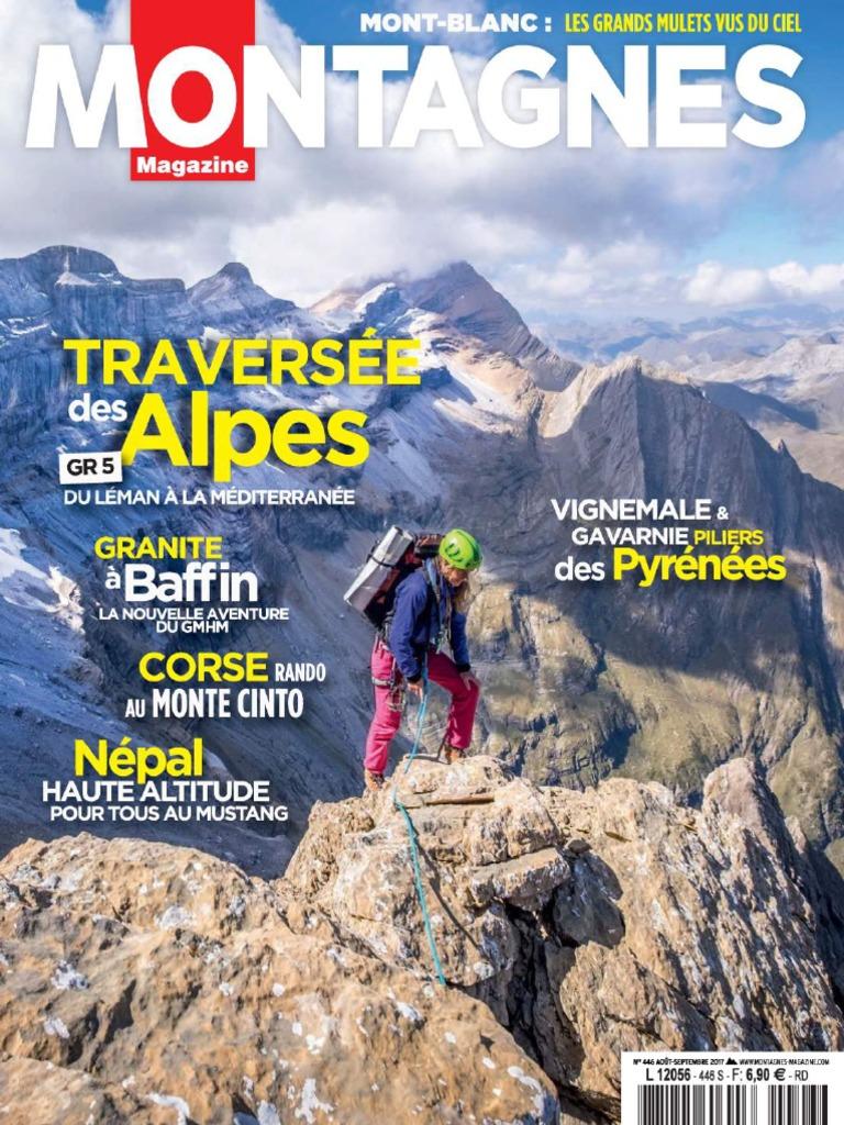 2017 Montagnes Ao Septembre 251 Magazine T 3jAR45L