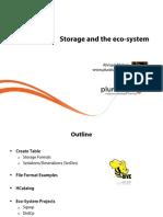 5 SQL Hadoop Analyzing Big Data Hive m5 Storage Eco System Slides