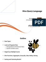 3 SQL Hadoop Analyzing Big Data Hive m3 Hiveql Slides