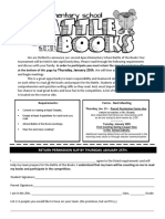 2018 battle of the books student permission slip