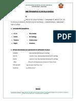 3.- Informe Topog. Villa Gonzalo