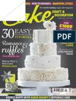 01 Cake Decoration Sugarcraft Magazine January 2016