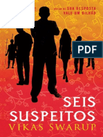 Seis Suspeitos - Vikas Swarup