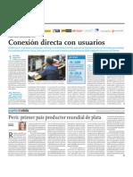 Servicio E-Empresario creado por el BBVA Banco Continental - El Commercio Perú