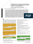 A review of selected dental literature on contemporary provisional FPD´s treatment -  Report of the commmitee on research in FPD´s of the Academy of Fixed Prosthodontics