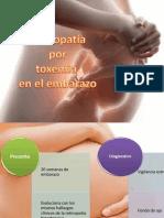 Toxemia Embarazo