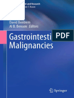 Gastrointestinal Malignancies