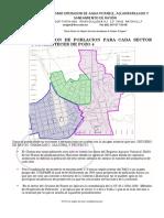 2. Datos Basicos Proyeccion de Poblaciones Por Sector