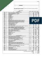 Presupuesto Kerámicos 13.10.2017