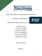Monografia Manzanilla Todo