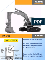 Apresentação CX220