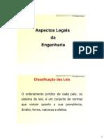 Aula 03_Classificação Das Leis