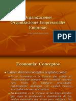 Empresas u Organizaciones Empresariales