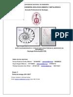 Informe 8_ Mapas Paleograficos MESOozoico Sudamerica