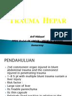 251216327 DIG Trauma Hepar Ppt